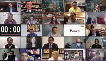 Acuerda INE mantener el retiro de la candidatura a Félix Salgado Macedonio