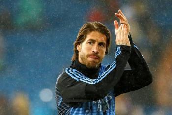 Sergio Ramos, capitán del Real Madrid, da positivo por COVID-19