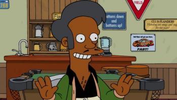 """Actor de """"Los Simpson"""" pide perdón a comunidad india por darle voz a Apu"""