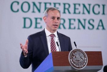Vacunación a personal educativo iniciará a finales de abril, en 5 estados: Hugo López-Gatell