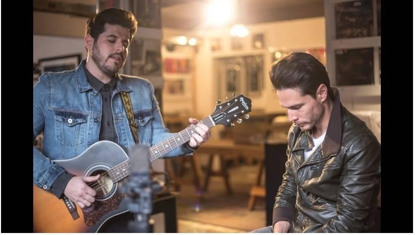 """Juan Solo y Kurt unen su talento para crear """"Me entrego"""""""