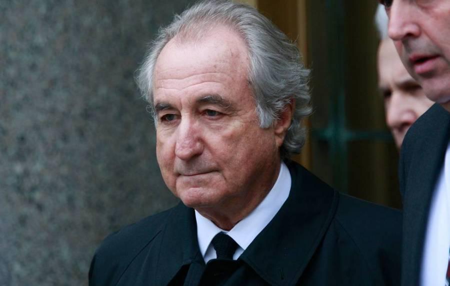 Falleció el mayor estafador de la historia, Bernie Madoff