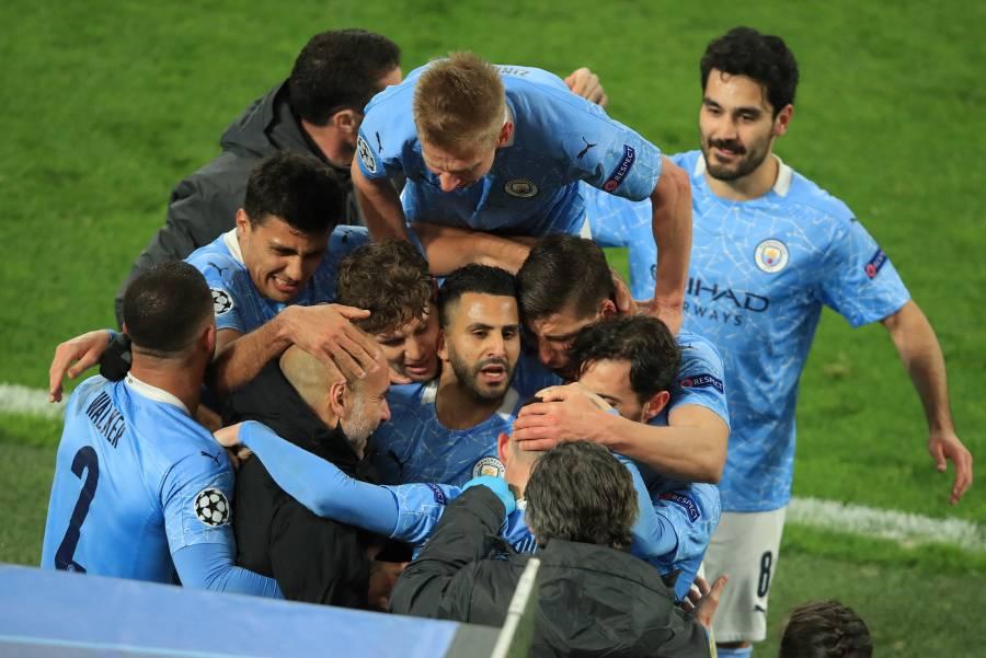 Guardiola por fin mete al City a las semifinales de la Champions