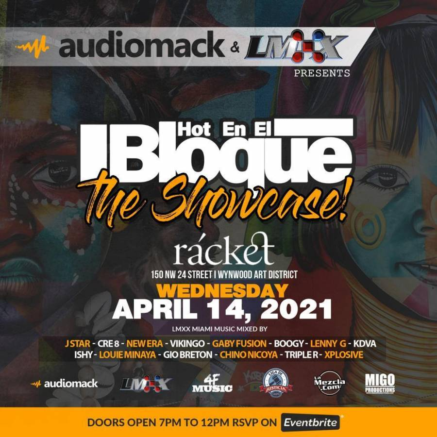 Audiomack Latin invita al segundo The Showcase