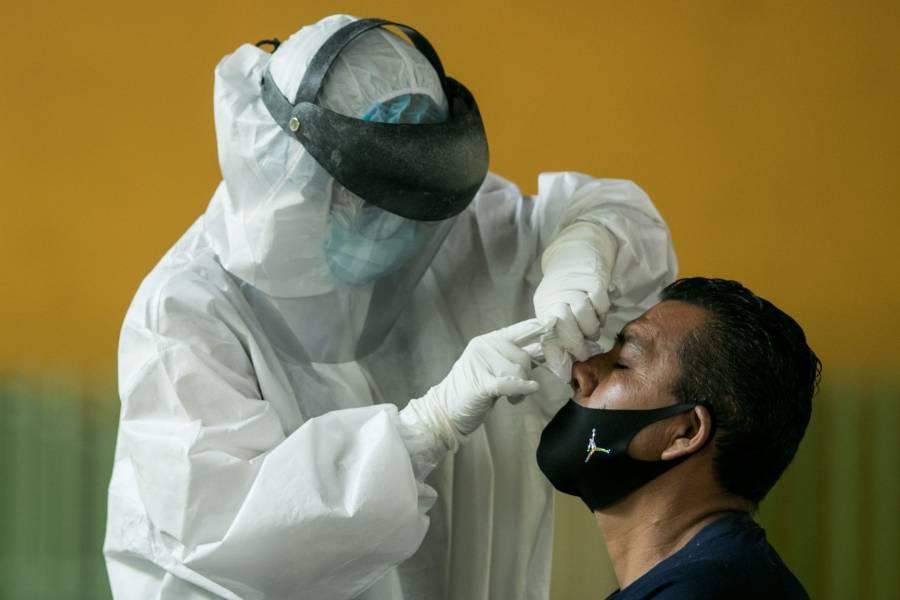 México reporta 2 millones 482 mil 686 casos estimados de COVID-19 y 210 mil 812 fallecidos