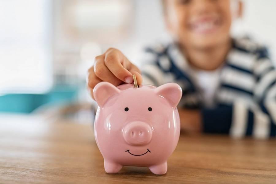 Recomendaciones para enseñar a los niños a ahorrar