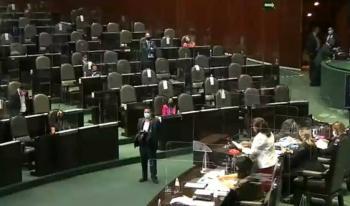 Aprueban diputados en lo general reforma a la Ley de Hidrocarburos