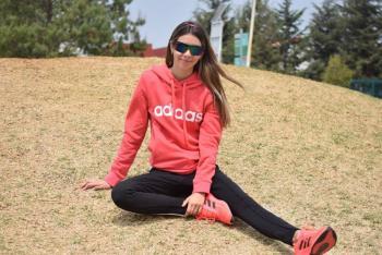 Alegna González vuelve a las pistas encaminada a los Olímpicos de Tokio