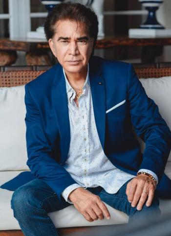 """José Luis Rodríguez """"El Puma"""" alista su autobiografía"""