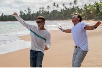 """Carlos Vives y Ricky Martin declaran su amor a Puerto Rico en """"Canción bonita"""""""