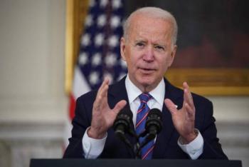 Biden: es momento de