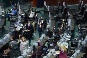 Diputados avalan reforma al outsourcing; pasa al Senado