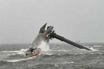 Al volcar un barco en Luisiana hay 12 personas desaparecidas
