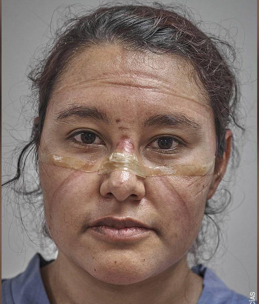 Premia World Press Photo a fotógrafo mexicano con segundo lugar para retrato individual