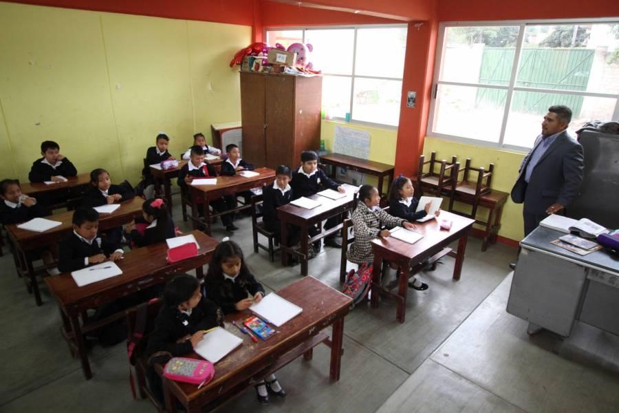 SEP Puebla busca que trabajadores de la educación laboren cerca de sus hogares