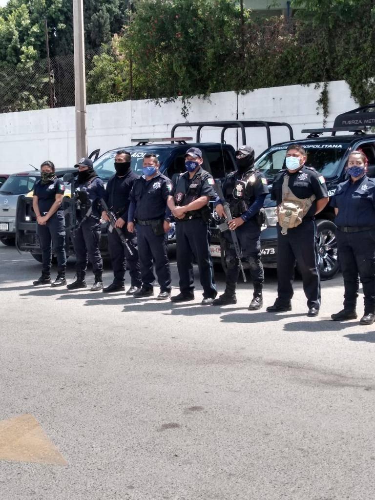 Ayuntamiento de soledad participa activamente en la mesa regional de seguridad