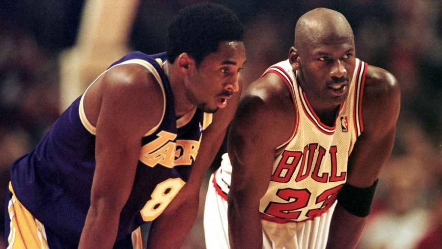 Michael Jordan presentará a Kobe Bryant en su ingreso al Salón de la Fama