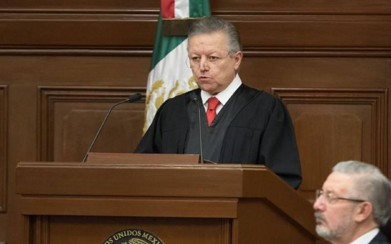 Amplía Senado dos años presidencia del ministro Arturo Zaldívar en la SCJN