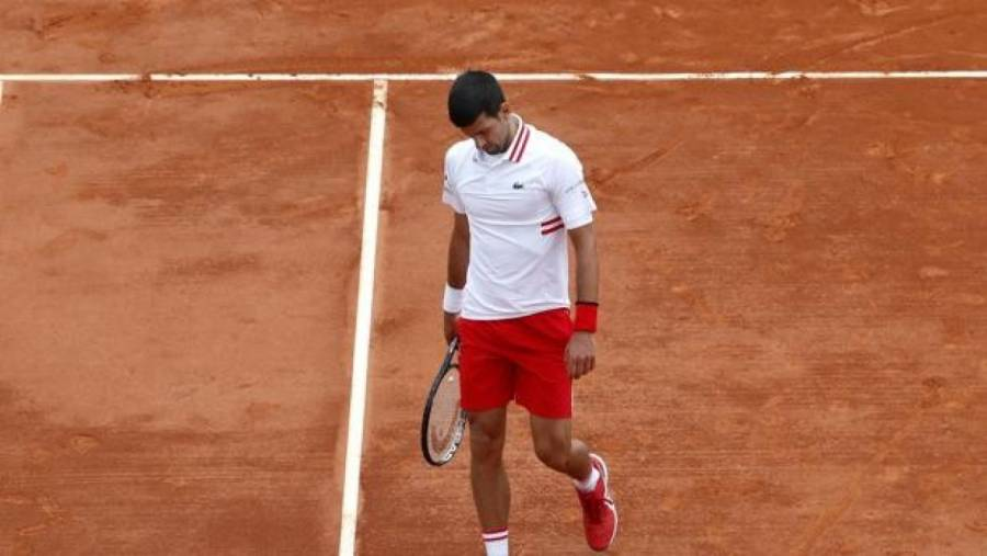 Novak Djokovic cae en octavos ante Daniel Evans