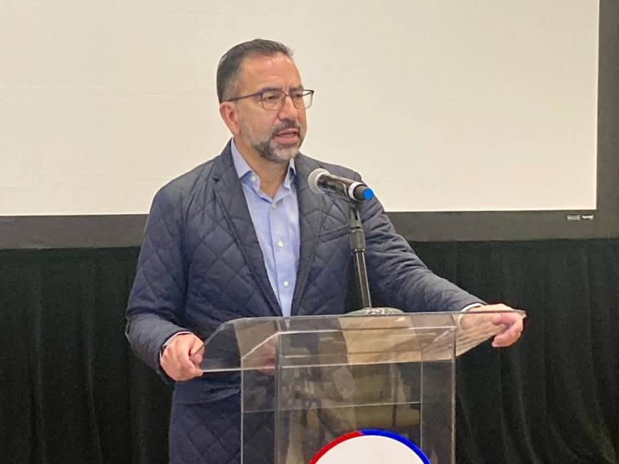 Javier Lozano será estratega de campaña del candidato Octavio Pedroza en SLP