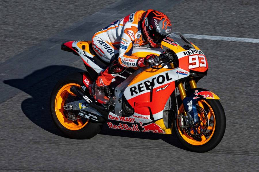 Marc Márquez regresa competir en GP de Portugal
