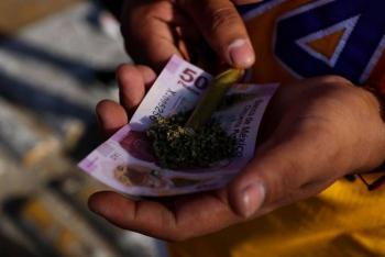 La Unión Tepito controlaría venta de droga afuera del Senado