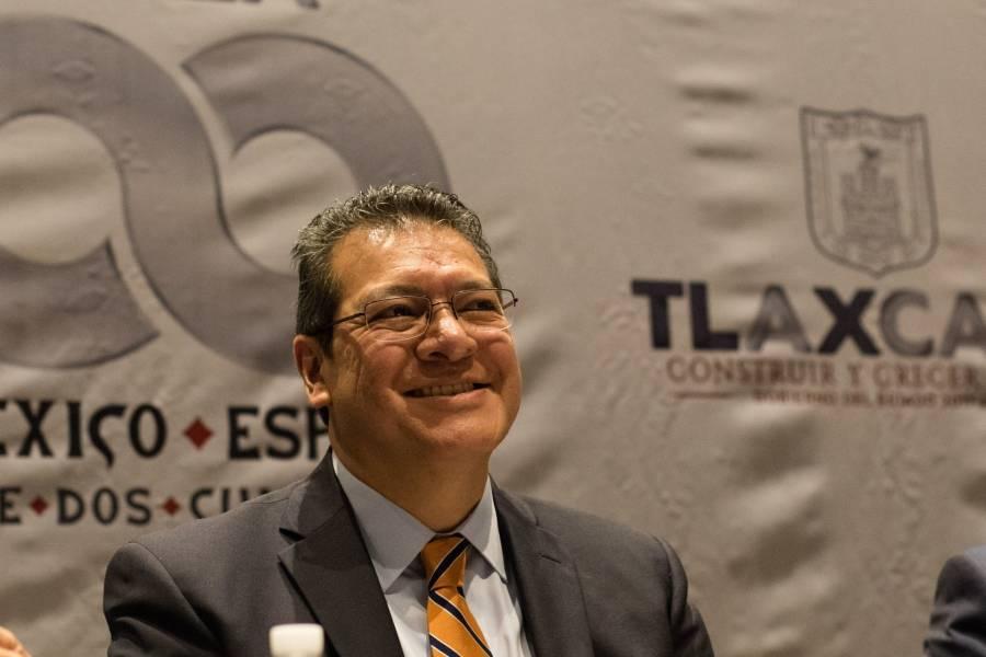 Señalan desvío de recursos de Marco Antonio Mena en Tlaxcala
