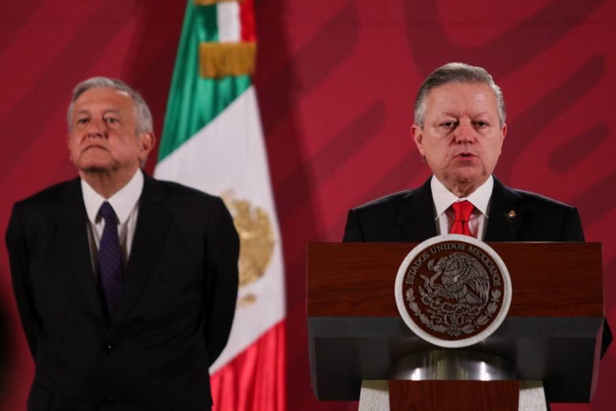 Piden jueces y magistrados a diputados modificar ampliación de mandato de Arturo Zaldívar