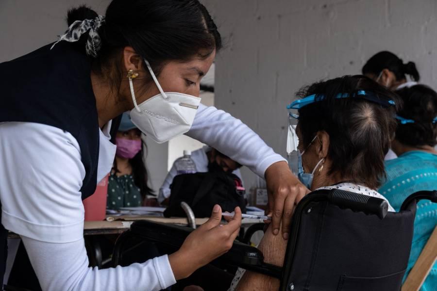 En Coacalco inicia el 20 de abril la aplicación de segunda dosis de vacuna Covid-19