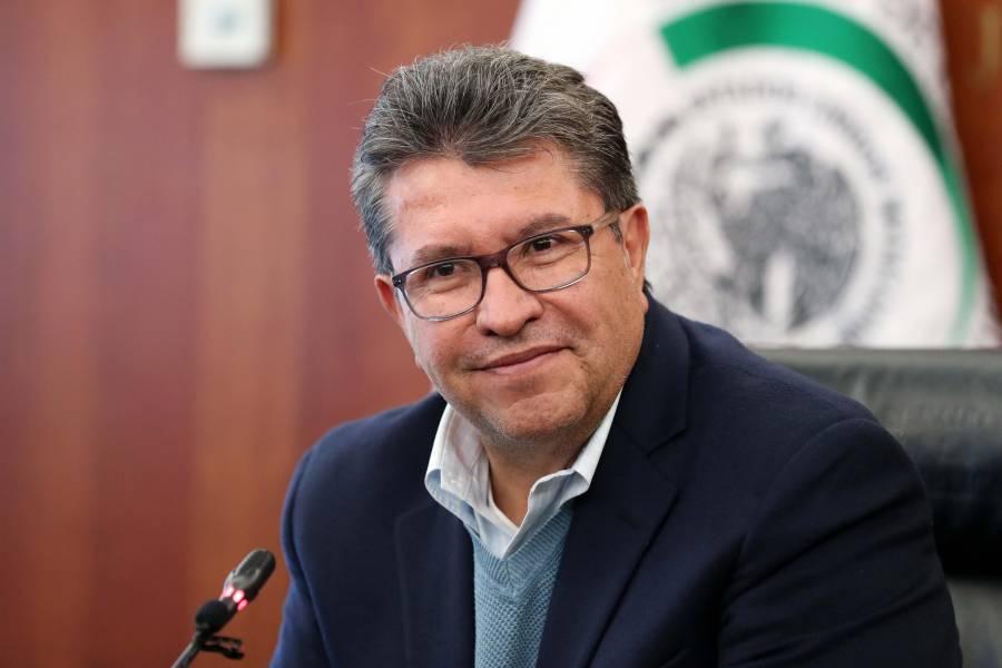 Ricardo Monreal: Ante la confrontación, hay que mantener la lucidez