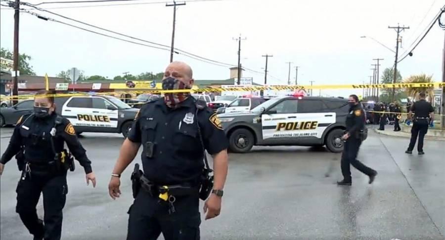 Nuevo tiroteo en Texas; hay un policía involucrado