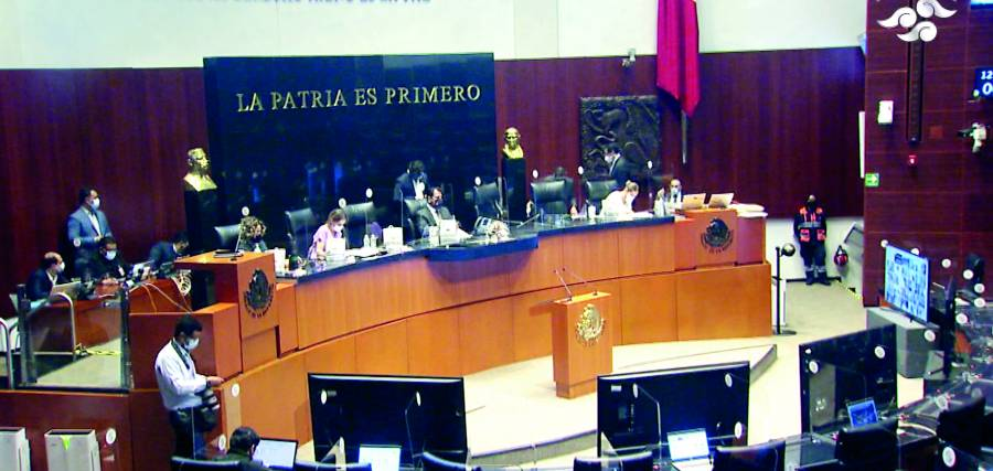 Aprueban extender presidencia de Zaldívar en SCJN