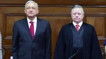López Obrador acepta extender el mandato de Arturo Zaldívar ante la SCJN