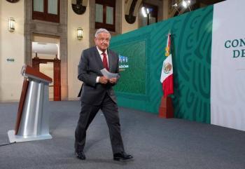 AMLO viajará a Tabasco para supervisar obras del Tren Maya
