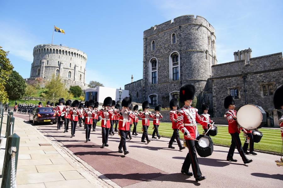 Este sábado, el Reino Unido se despide del Duque de Edimburgo