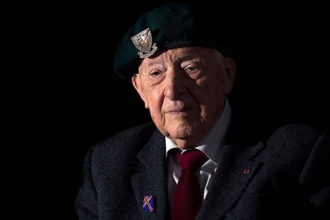 Muere Hubert Faure a los 106 años, el penúltimo superviviente del comando Kieffer