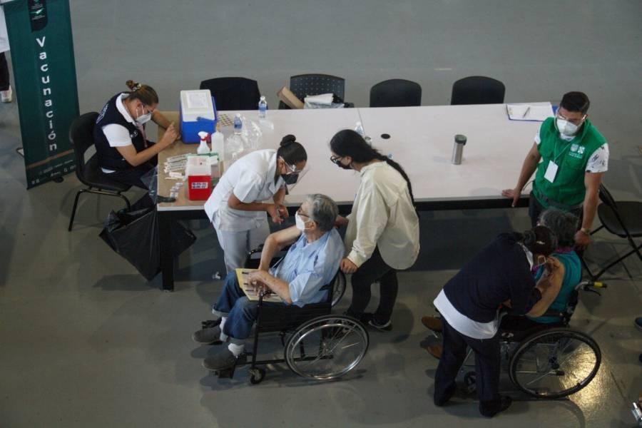 GobCDMX revela fechas y sedes para la segunda dosis de COVID-19 en Coyoacán y Venustiano Carranza