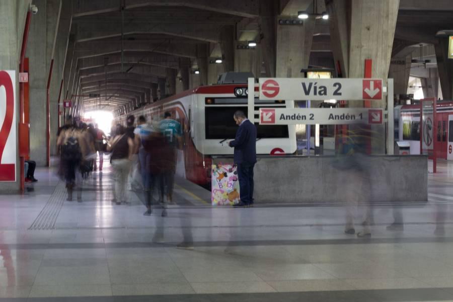 Este domingo, incrementará la tarifa del Tren Suburbano