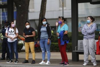 En México suman 212,228 muertes por coronavirus