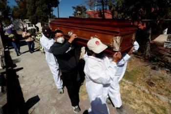 Muertes por Covid-19 superan los 3 millones a nivel mundial