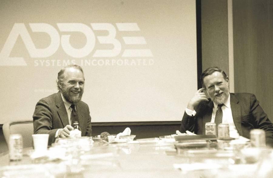 Muere Charles Geschke padre del PDF y cofundador de la compañía de software Adobe