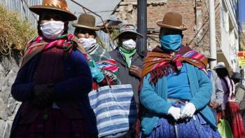 Por primera vez, Perú supera 400 muertes por covid-19 en 24 horas