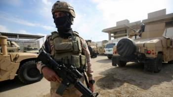 Cinco cohetes impactaron una base con tropas estadounidenses en Irak
