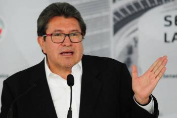 Urgente, reforma a los órganos electorales: Ricardo Monreal