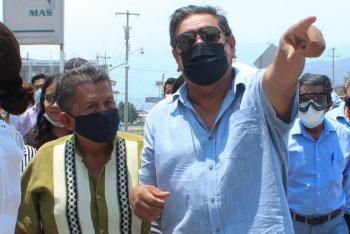 Salgado Macedonio denunciará a consejeros del INE por desacato