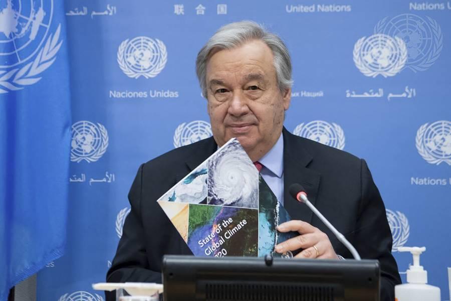 ONU pide a países reducir emisiones en 45% para el 2030