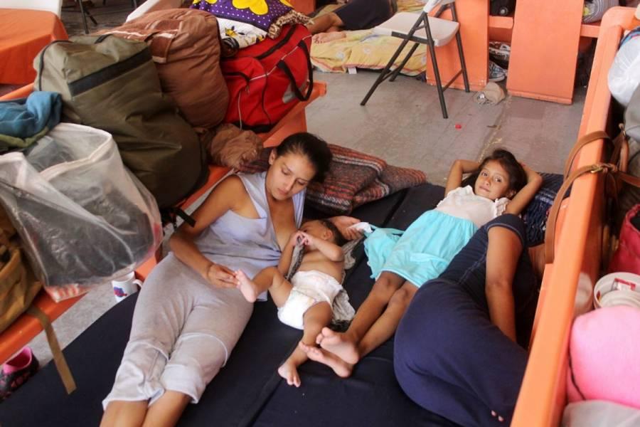 Unicef pide a México expandir albergues ante exponencial aumento de migración