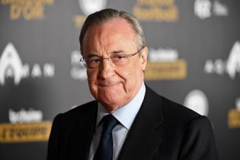 El fútbol tiene que cambiar: Florentino Pérez, presidente de la Superliga