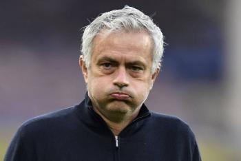 José Mourinho, destituido como entrenador del Tottenham