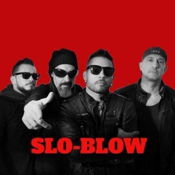 """Manuel Suarez, presenta """"Revés"""" con """"Slo Blow"""" una banda que hará historia"""